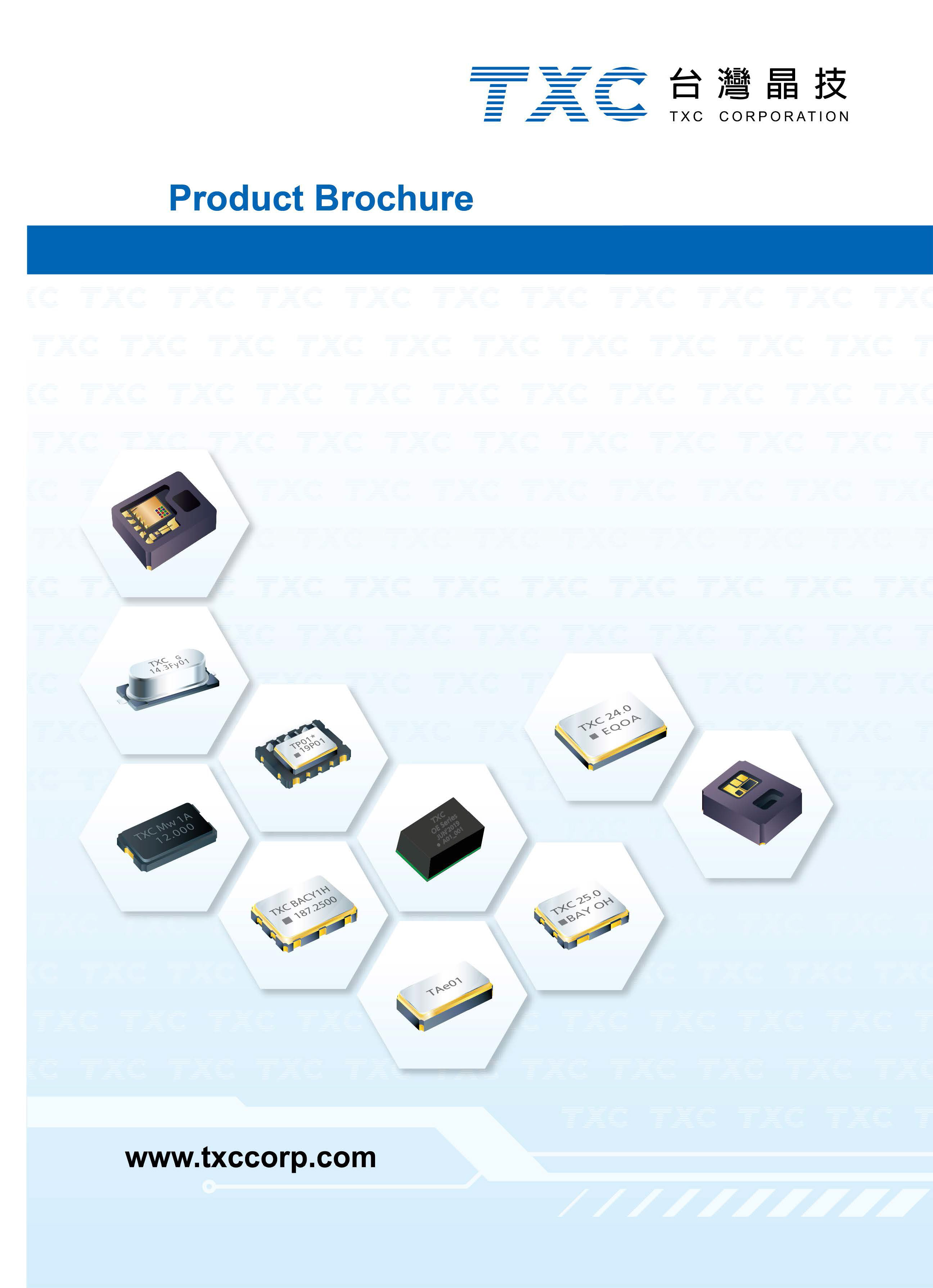 点击下载TXC产品手册
